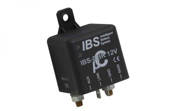 Dual Battery Relay